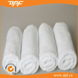 White 100 Cotton Hotel 21s Bath Towels (DPF052974)