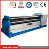Three Roller Symmetrical Rolling Machine / Bending Machine / Plate Bending Machine / Mechanical Rolling Machine / Mechanical Bender / Plate Roller