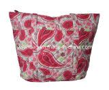 Quited Lady′s Handbag Bag (YSHB003-005)