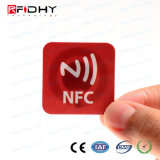 Cell Phone 13.56 MHz RFID Card Tags for Retail