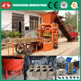 Qtj4-26 Semi Automatic Cement Block Making Machine