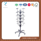 Iron Hat Display Rack for Retail Store