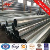40FT 4mm Thickness Galvanized Steel Electric Pole