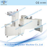 Semi-Automatic Sleeve Wrapper with Ce
