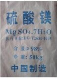 Magnesium Sulfate/Agnesium Sulfate/Sal Amarum/Epsom Salt with Factory Price and High Quality