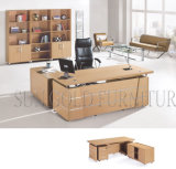 Office Table with Side Table Office Desk with Drawers (SZ-ODA1009)
