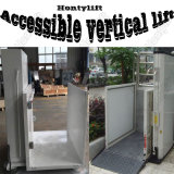 Electric Accessible Vertical Wheelchair Elevator for Disabled Man
