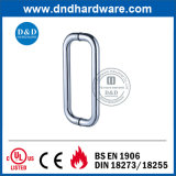 Stainless Steel D Type Pull Handle for Glass Door with Ce Certification