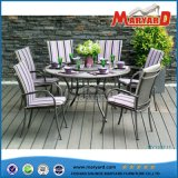 Luxury Furniture Guangdong Cast Aluminum Chair