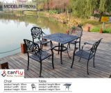 China Manufacturer Cast Aluminum Outdoor Furniture New Product Environmentally