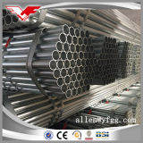 En 39/ ASTM S53/ BS1387 1.5inch Zinc Coated Galvanized Scaffodling Steel Pipes