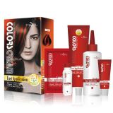 Tazol Cosmetic Highlights Hair Color (Orange) (60ml*2+30ml+60ml+10ml)