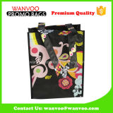 Custom PP Woven Laminated Shopping Tote Bag in Packing Bags