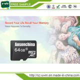100% New and Full Capacity Memory Card
