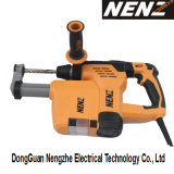 Electric Drill with Dust Collection as DIY Decoration Tool (NZ30-01)