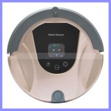 Professional Intelligent Floor Sweeper Side Brush Vacuum Cleaner Cordless Smart Low Noise Robot Cleaner