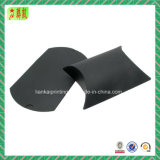 Matte Black Card Paper Pillow Box for Jewelry