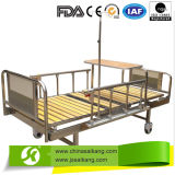 Commercial Furniture Cheap Manual Bed for Sale