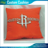 NBA Sport Red Square Printed Cushion Pillow Cover (M-NF29F14007)