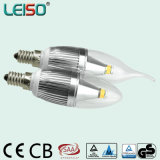 5W 2500k 400lm LED Bulb with CB SAA Approval (leisoA)