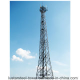 Steel Telecom Triangular Self Supporting Telecom Tower in Factory Price