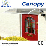 Metal Polycarbonate Awning for Balcony Fans (B900)
