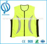 Wholesale Factory Promotional Custom Printing Logo Safety Reflective Vest