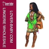 African Dashiki Traditional Dress for Lady (L28064)