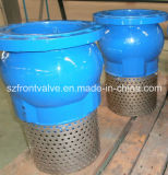 Cast Iron/Ductile Iron Flanged End Foot Valve