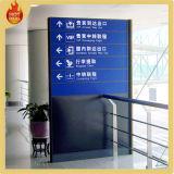 Airport Custom Indoor Metal Road Signage Board Design