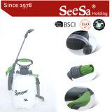 5L Hand Pressure Compression Manual Sprayer for Agriculture /Garden (SX-CS896)