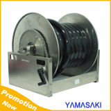 Large Frame Stainless Steel Cable Reel