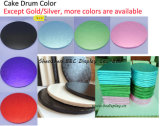 Colorful and Lovely Cake Boars, Cake Drums, Cake Tray, Cake Plates for Cake Shops (B&C-K069)