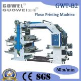 Mt Series Four Color Flexography Printing Machine (GWT-B2)