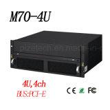 PCI-E Multi-Service Matrix Platform {M70-4u}