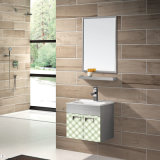 Stainless Steel Wholesale Bathroom Cabinet (T-9562)