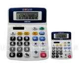 12 Digits Desktop Calculator with Optional English/Japanese Tax Function (LC260T)
