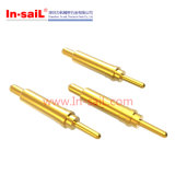 Brass Spring Contact Probes for Board or IC Tester Inserting