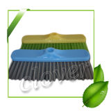 Chinese Suppliers Wholesale Colorful Plastic Sweep Broom