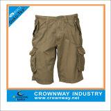 Custom Cheap Men′s Cargo Half Pants Shorts
