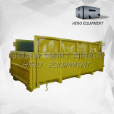 Chain-Lift Hook-Lift Recycling Skip Containers