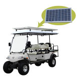 Electric Hunting Golf Buggy with Solar Panel (DEL2042D2Z, 4+2seat)