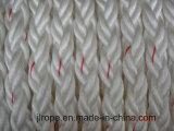 Mooring Rope/Hawser/Marine 8 Strand PP/Nylon/Polyeater Rope