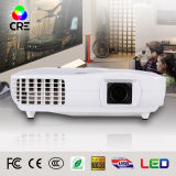 Double HDMI 3000lumens LED LCD Projector with USB Port