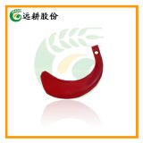 Farming Spare Parts Rotary Tiller Blade Made in China