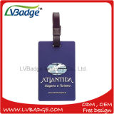 High Qualit Promotional PVC Rubber Luggage Tag