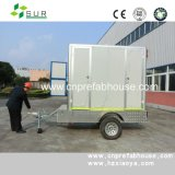 Mobile Environmental Friendly Sewage Recycle System Trailer Toilet
