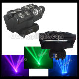 Unlimited Rotation 8*8W 4in1 RGBW LED Spider Light Moving Head
