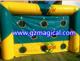 Inflatable Shooting Soccer Game Football Shooting