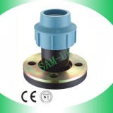 PP Compression Fitting-Flange for Water Supply